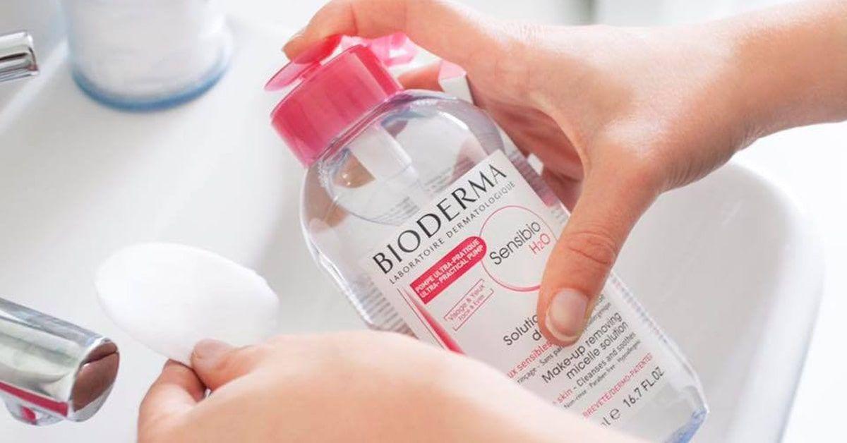 Thành phần tẩy trang Bioderma Crealine H2O