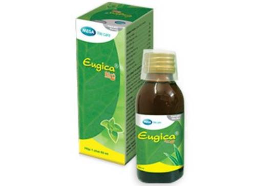 Siro Trị ho Eugica 60ml - Trị ho, sổ mũi của Thái Lan, Giá tốt