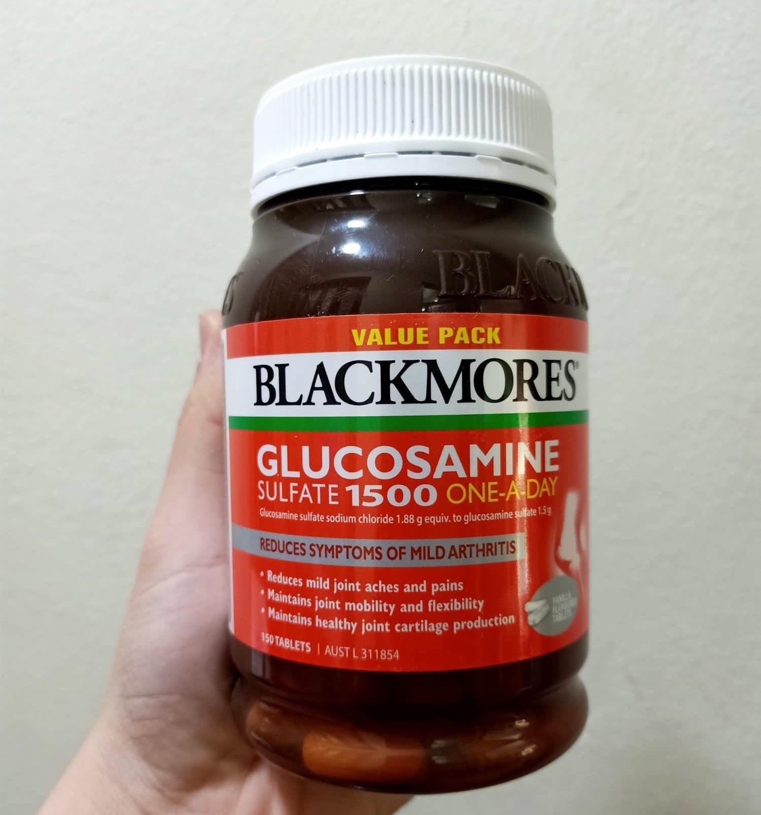 Viênbổ khớpBlackmores Glucosamine 1500mg