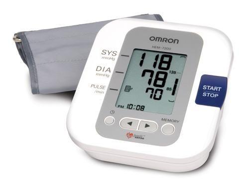 Máy đo huyết áp Omron HEM-7200 chính hãng Nhật Bản
