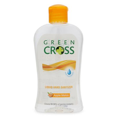 Nước rửa tay Green Cross hương dưa táo