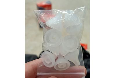 Đầu rửa mũi silicon cho bé