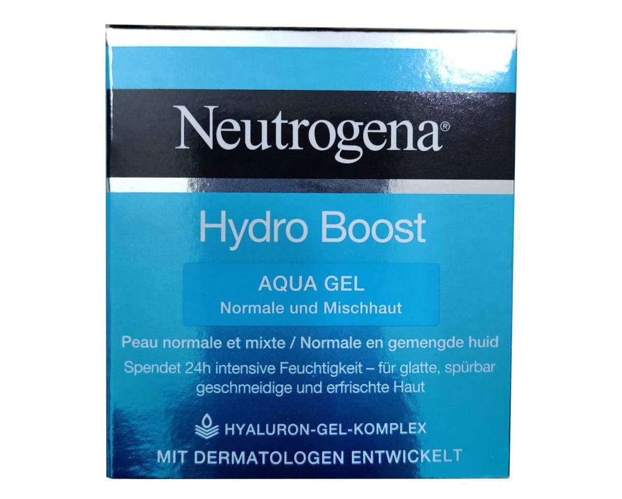 Kem dưỡng ẩm Neutrogena Aqua gel (phiên bản của dành cho thị trường Pháp)