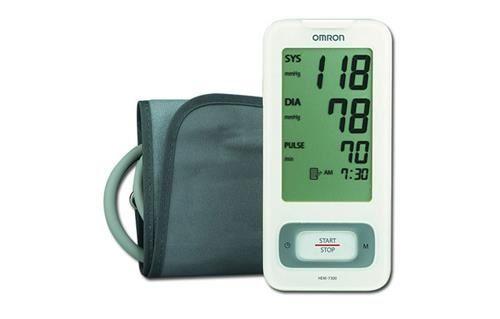 Máy đo huyết áp bắp tay tự động Omron HEM-7300