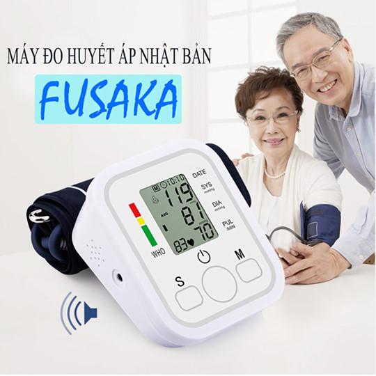 Máy đo huyết áp Fusaka cao cấp của Nhật