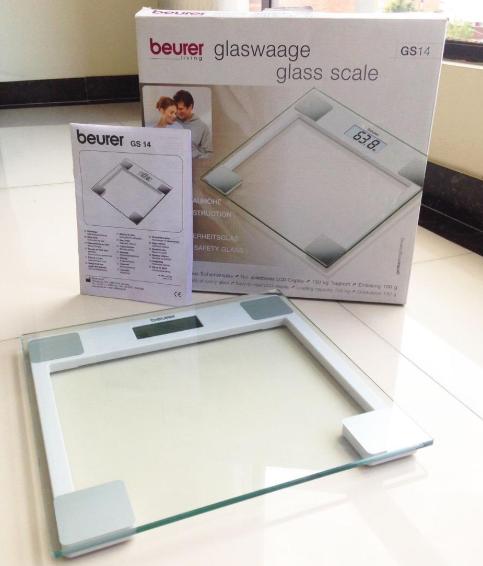 Cân sức khỏe điện tử Beurer GS14 nhập khẩu Đức