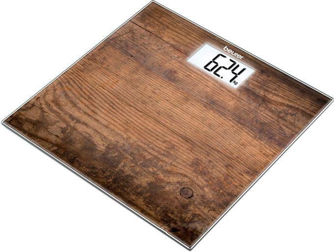 Cân sức khỏe điện tử Beurer GS203 Wood