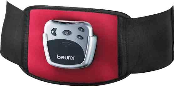 Đai massage bụng xung điện 2 điện cực Beurer EM30
