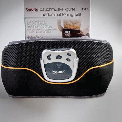 Đai massage làm săn chắc vùng bụng Beurer EM35