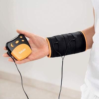 Đai massage thư giãn cổ tay Beurer EM28