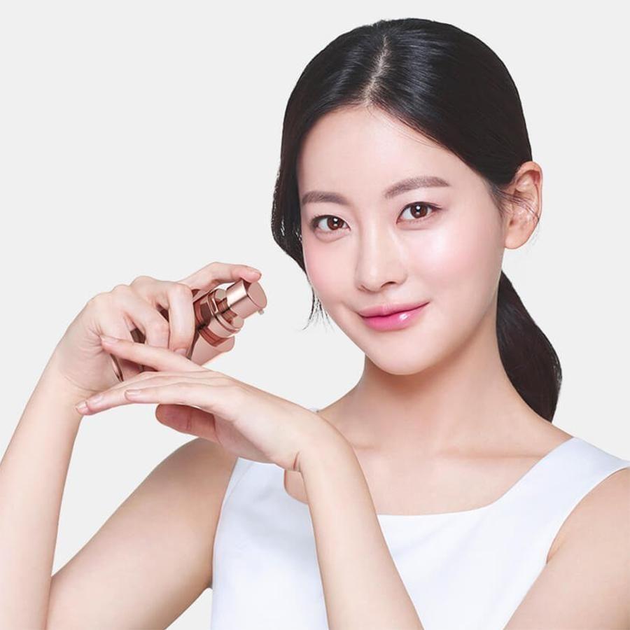 Kem dưỡng trắng da AHC Aura Secret Tone Up Cream Hàn Quốc