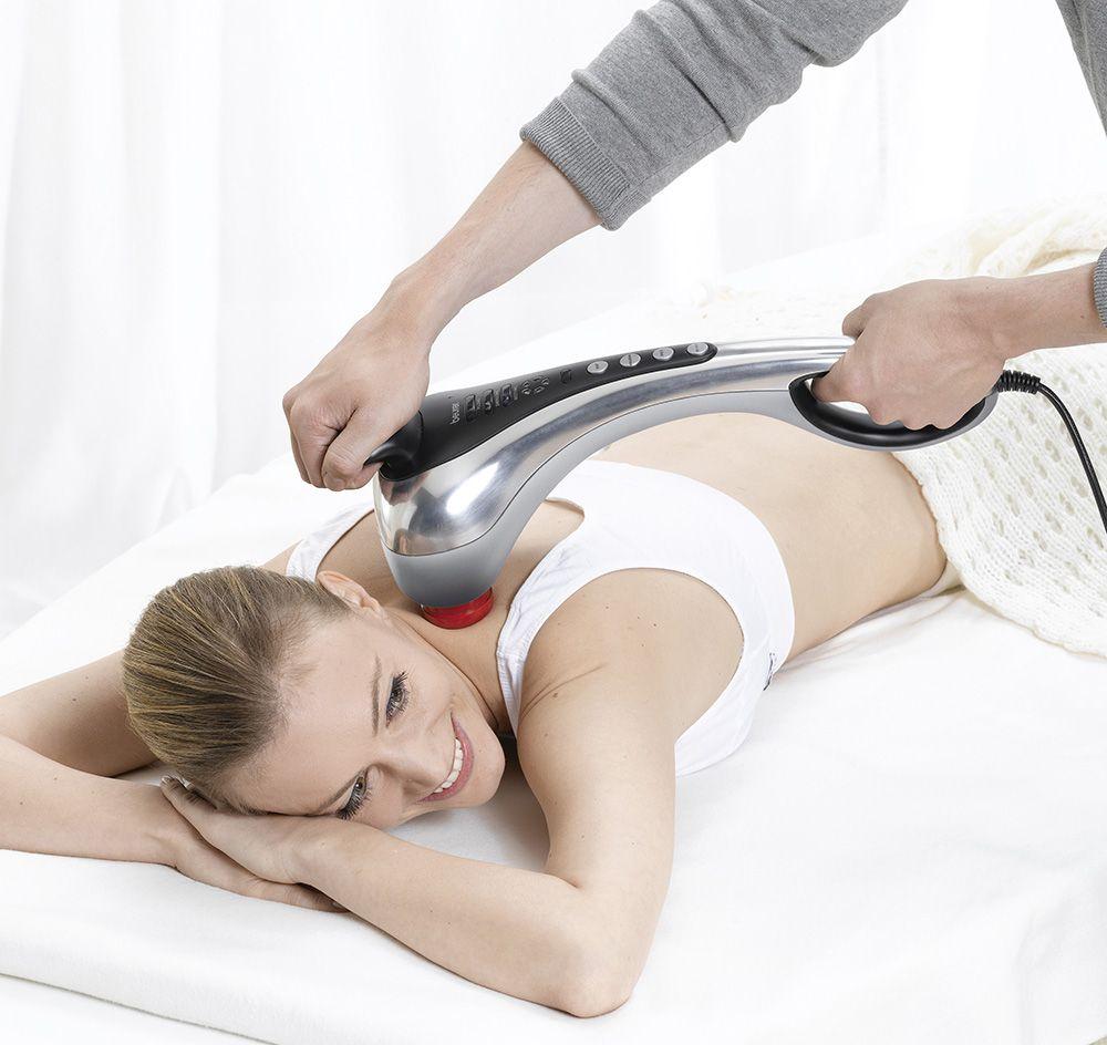 Máy massage cầm tay cao cấp đa năng Beurer MG100 của Đức