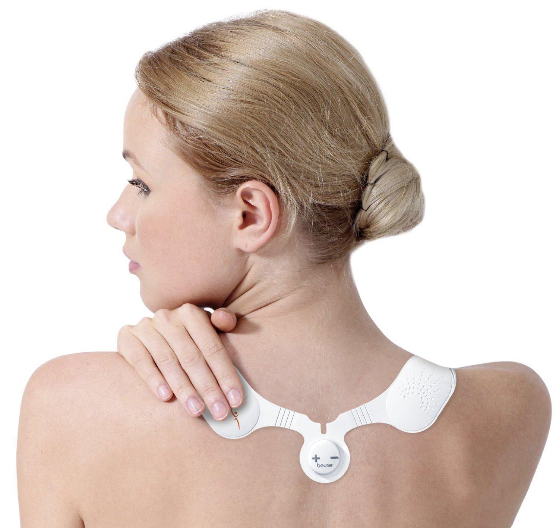 Máy massage xung điện giảm đau vai gáy Beurer EM20 Neck