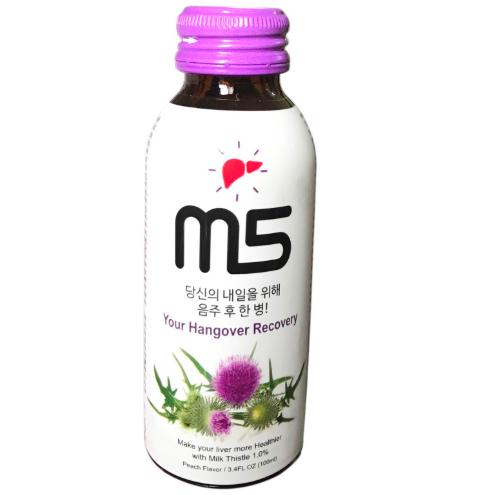 Nước giải rượu M5 nhập khẩu chính hãng Hàn Quốc