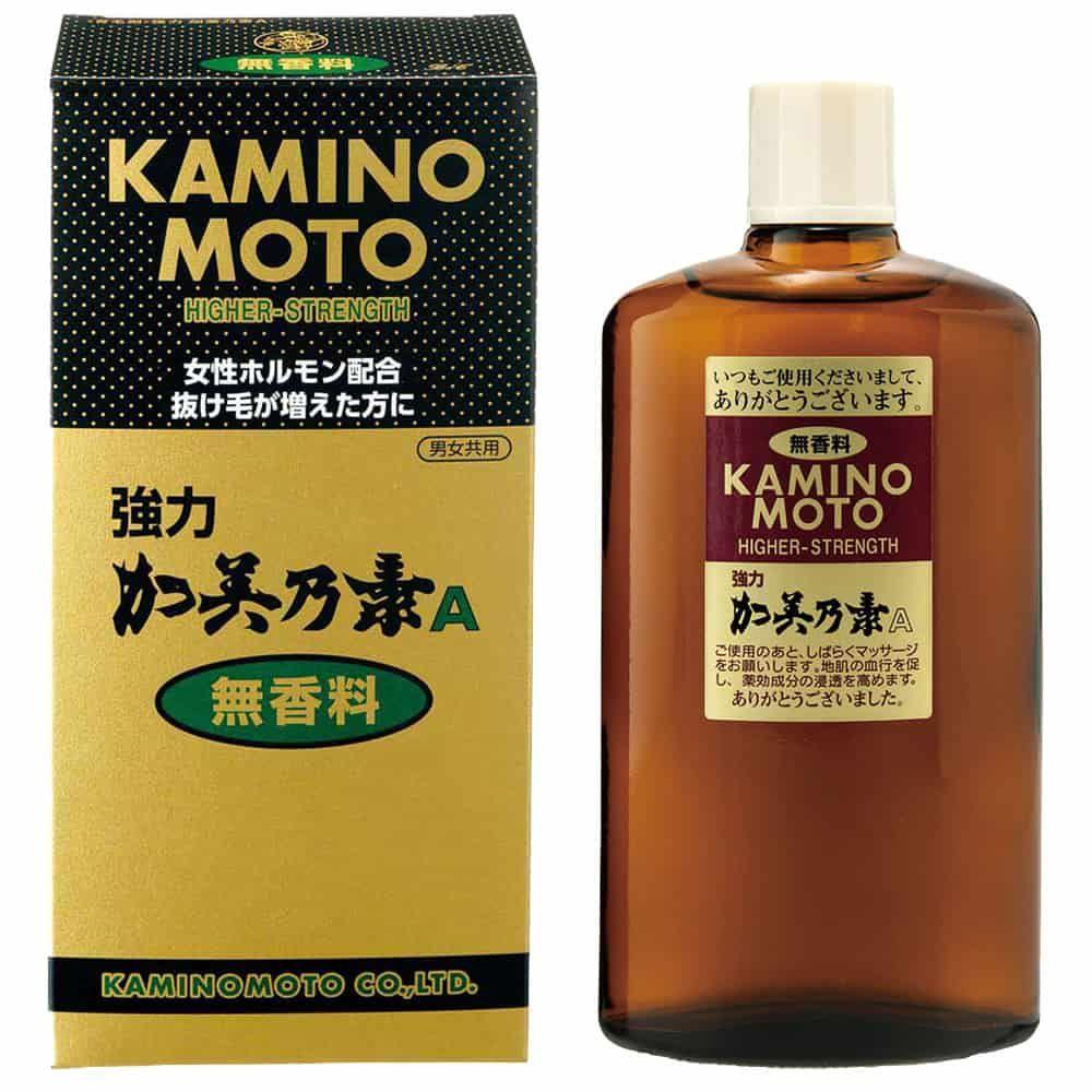 Serum Kaminomoto hỗ trợ mọc tóc nhanh hiệu quả