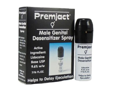 Xịt Premjact Male Genital Desensitizer Spraycủa Anh