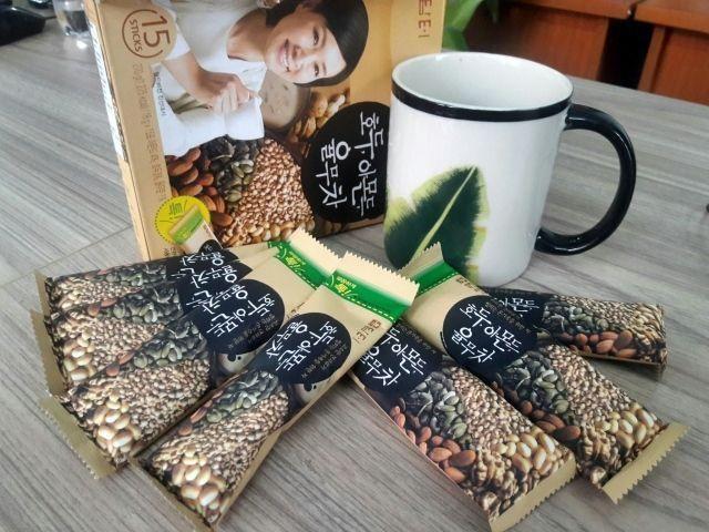 Thành phần trong bột ngũ cốc Hàn QuốcDamtuh