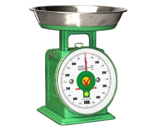 Cân đồng hồ lò xo 1kg