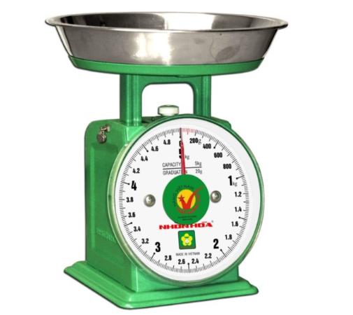 Cân đồng hồ lò xo 5kg