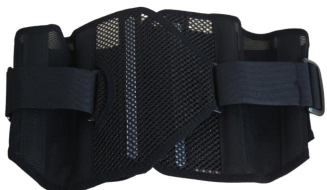 Đai cột sống, thắt lưng Bonbone Pro Hard Slim của Nhật