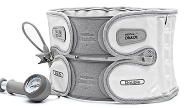Đai kéo giãn hỗ trợ điều trị thoát vị đĩa đệm DiskDr WG50 G2