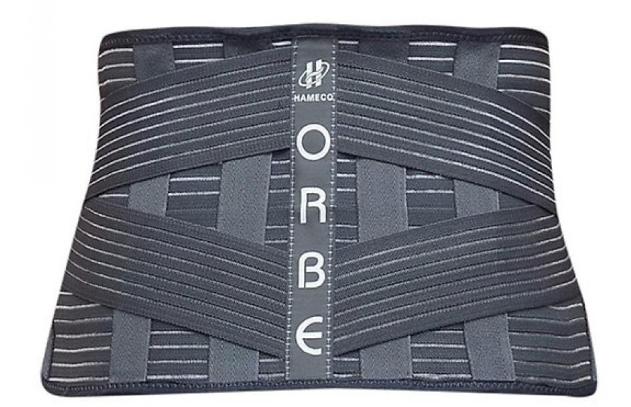 Đai lưng cao cấp Olumba Orbe hỗ trợ cố định cột sống vùng thắt lưng hiệu quả