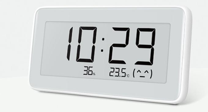 Đồng hồ đo nhiệt độ và độ ẩm Xiaomi Mijia 2