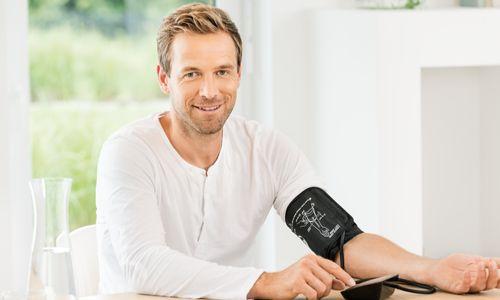 Đo huyết áp dễ dàng với máy đo huyết áp Beurer BM54
