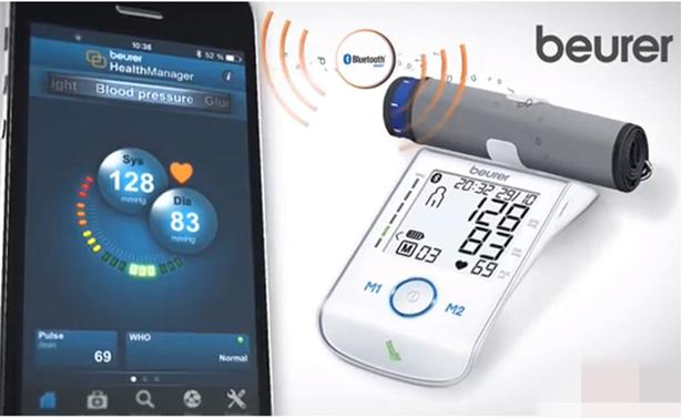 Công nghệ Bluetooth thông minh sử dụng đơn giản, dễ dàng