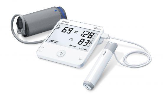 Máy đo huyết áp bắp tay cao cấp Beurer BM95 của Đức