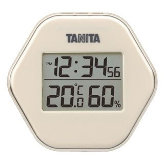 Nhiệt ẩm kế Tanita TT573chính hãng