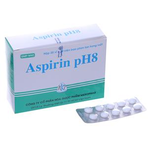 Tiết Lộ Những Công Dụng Bất Ngờ Của Thuốc Aspirin Ph8