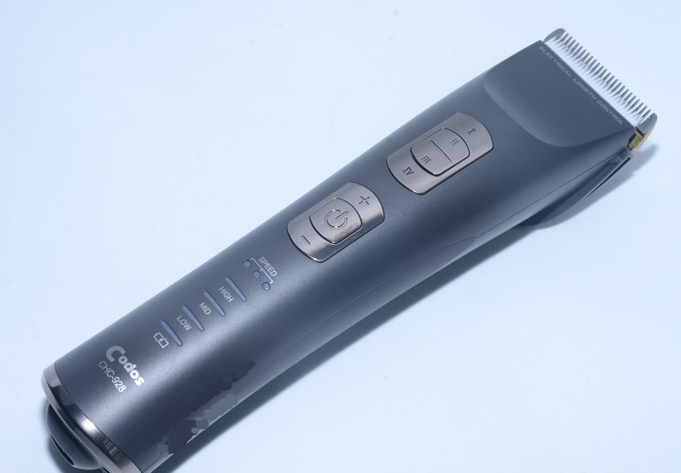 Cắt tóc đẹp, đơn giản nhanh chóng với tông đơ cắt tóc Codos CHC 928