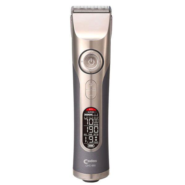Tông đơ cắt tóc Codos CHC 980 cao cấp của Hàn