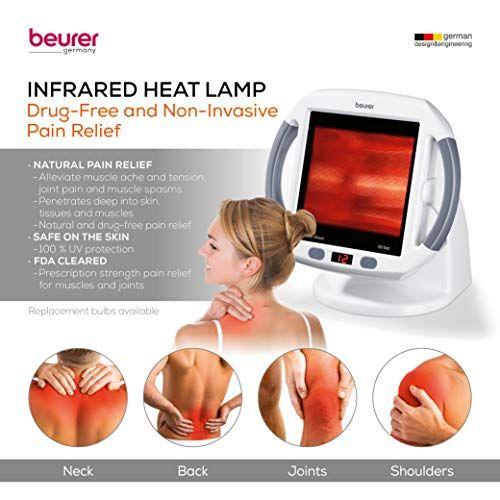 Đèn hồng ngoại Beurer IL50 - 300W đa công dụng