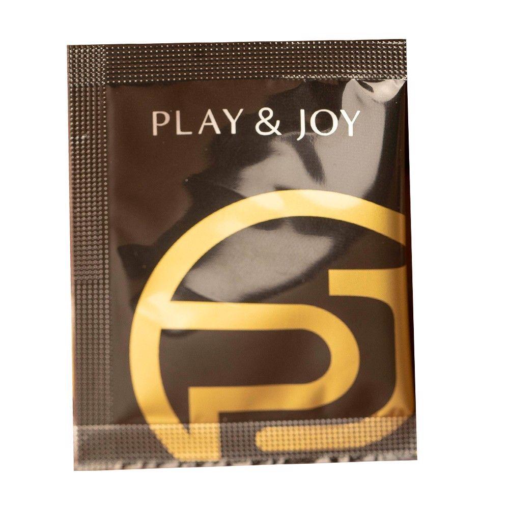 Gel bôi trơn ấm nóng Play&Joy gói 3ml