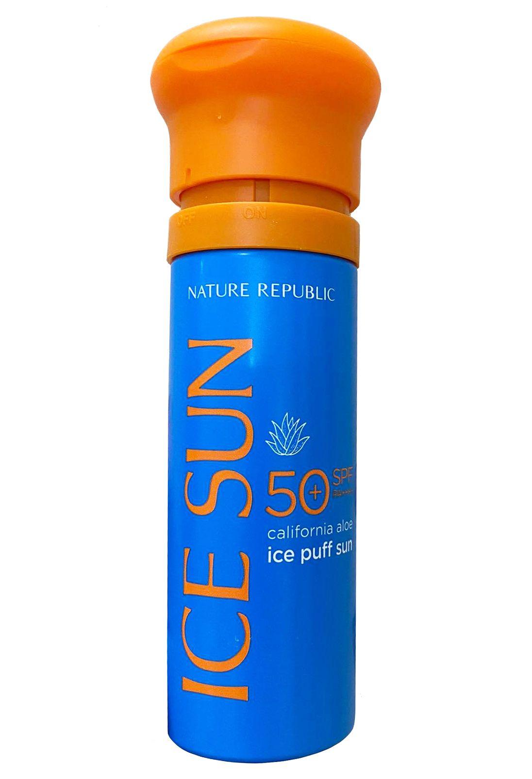Kem chống nắng Nature Republic Ice Sun SPF50 (mẫu 2020)