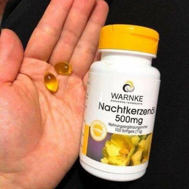 Tinh dầu hoa anh thảo Warnke Nachtkerzenol