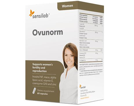 Viên tăng khả năng có thai Sensilab Ovunorm cho nữ