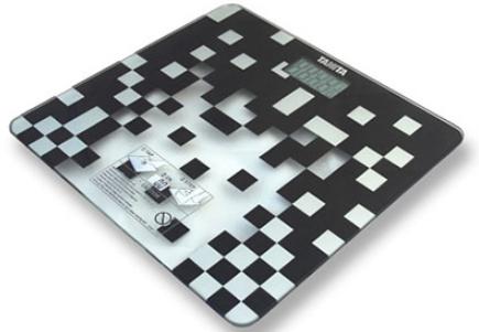 cân sức khỏe Tanita HD 380 thiết kế mỏng nhẹ, sang trọng