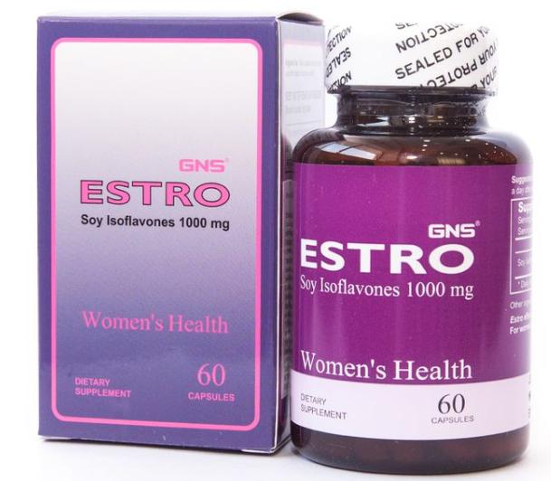 Viên Estro GNS của Mỹ cho phụ nữ tiền mãn kinh