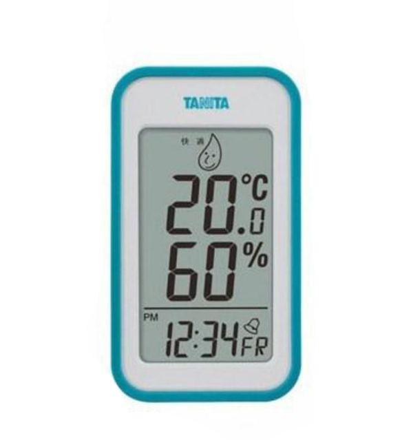 Nhiệt ẩm kế Tanita TT559 hỗ trợ bảo vệ sức khỏe bé và cả gia đình