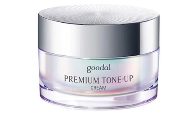 Kem ốc sên dưỡng trắng da Goodal Premium Snail Tone Up Cream Hàn Quốc