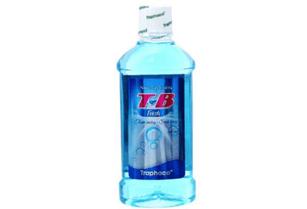 Giới thiệu về sản phẩm Nước Súc miệng T-B
