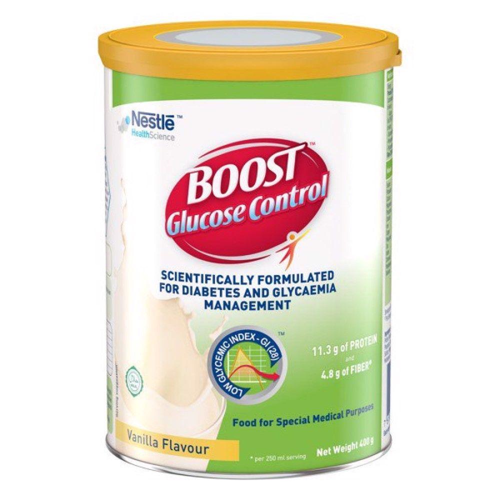 Sữa cho bệnh nhân tiểu đường Boost Glucose Control 400g