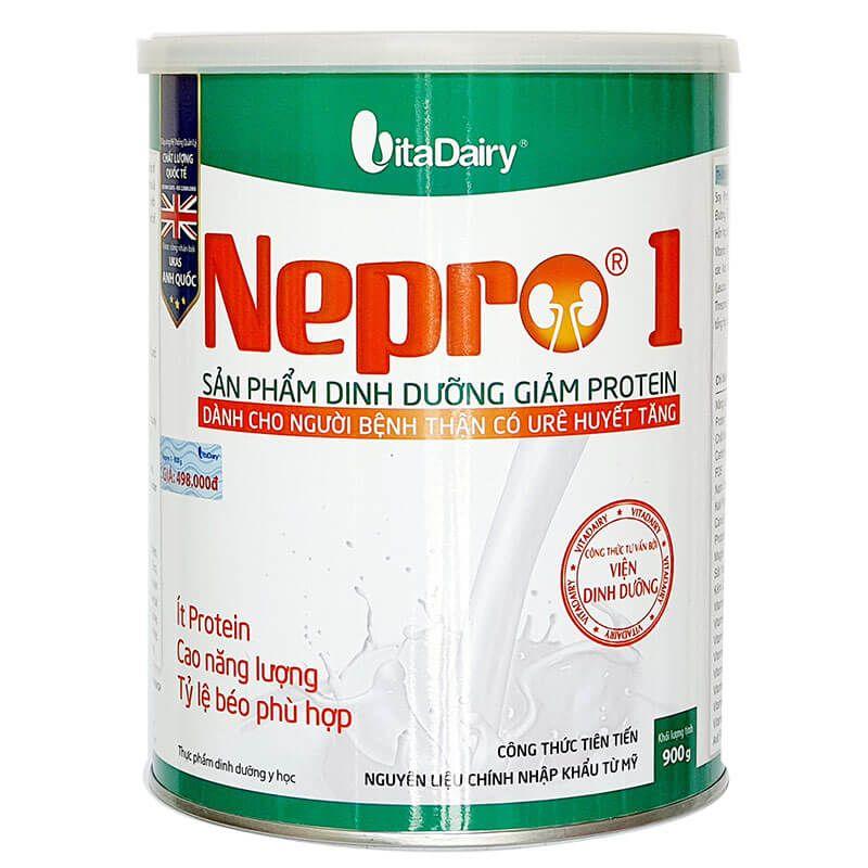 Sữa Nepro 1 bổ sung dinh dưỡng cho người bệnh thận 2