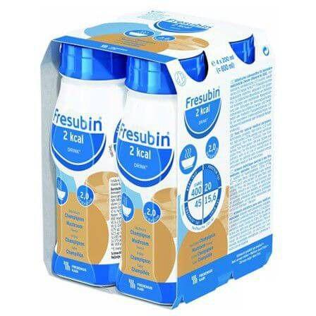 Sữa nước dinh dưỡng năng lượng cao Fresubin của Đức