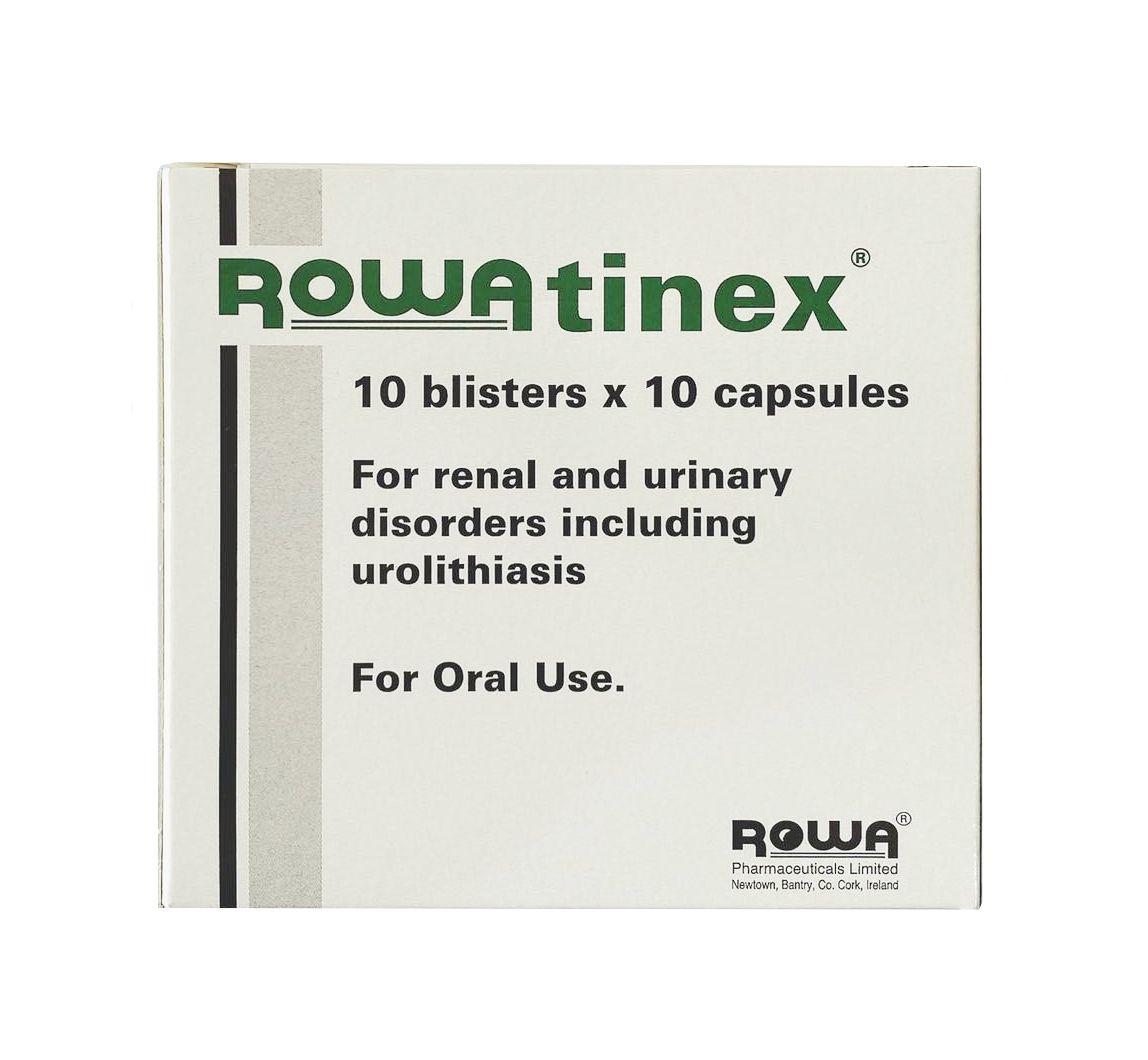 Thuốc Rowatinex - Thuốc điều trị sỏi niệu, sỏi thận chính hãng