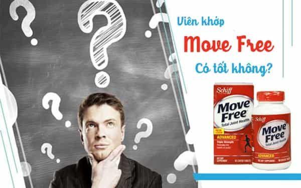 Vì sao bạn nên dùng viên uống Schiff Move Free Ultra Triple Action 75 viên?