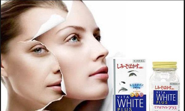 Câu hỏi thường gặp về viên uống trắng da Vita White Plus